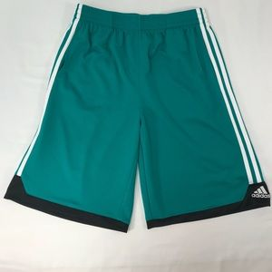 ADIDAS youth XL basketball shorts NWOT